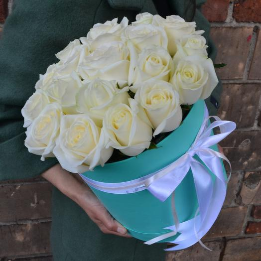 White and Tiffany: букеты цветов на заказ Flowwow
