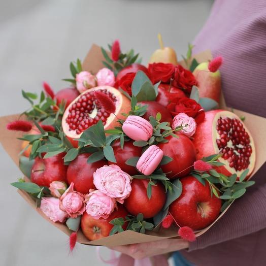 Рэднпинк: букеты цветов на заказ Flowwow