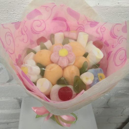 Сладкий букет 2: букеты цветов на заказ Flowwow
