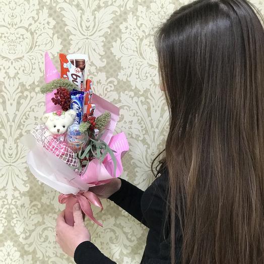 Мимимишка: букеты цветов на заказ Flowwow