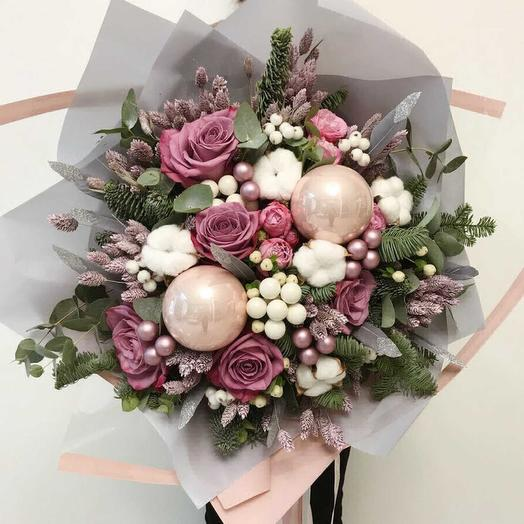 Желания снегурочки: букеты цветов на заказ Flowwow