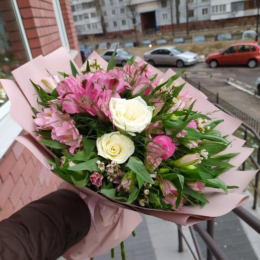 Восхитительный 💯💯💯: букеты цветов на заказ Flowwow