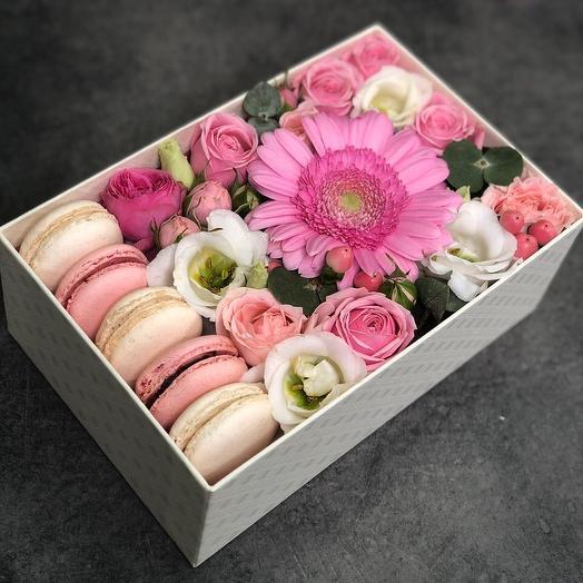 Сахарное облако: букеты цветов на заказ Flowwow