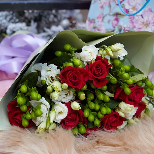 Butiful: букеты цветов на заказ Flowwow