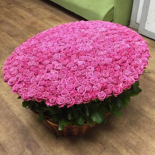 Любовь в корзине: букеты цветов на заказ Flowwow