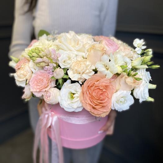 Крем-брюле ️: букеты цветов на заказ Flowwow