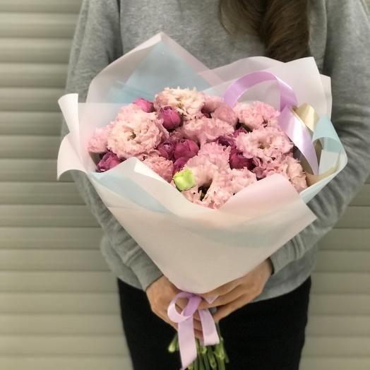 Улыбка ангела: букеты цветов на заказ Flowwow