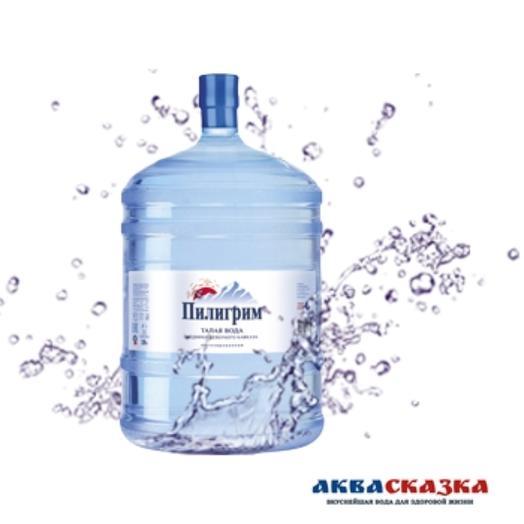 Талая питьевая вода «Пилигрим», 19 л