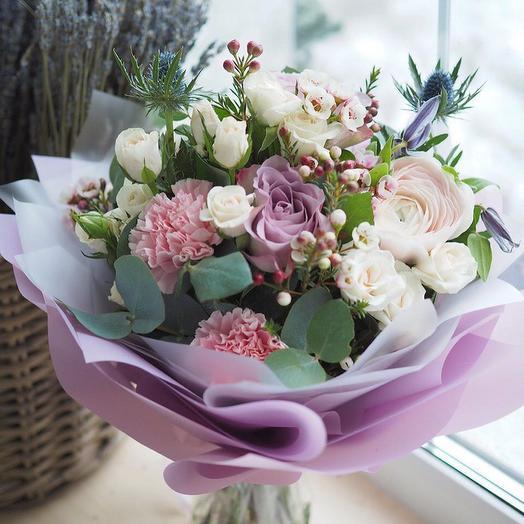 Верона: букеты цветов на заказ Flowwow