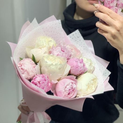 Селфи 7: букеты цветов на заказ Flowwow