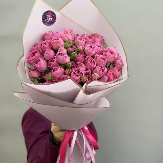Моно букет: букеты цветов на заказ Flowwow