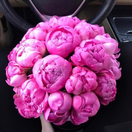 """Букет дня """"Розовый фламинго"""""""