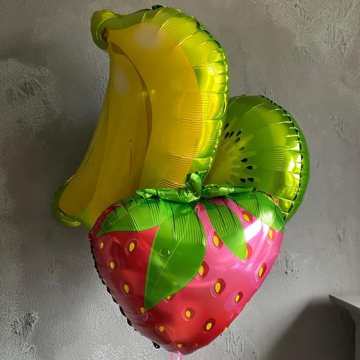 Шары фруктики