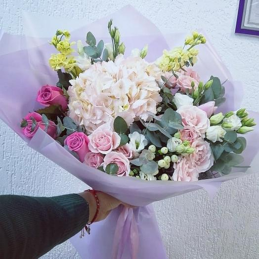 "Bouquet "" Crystal"""