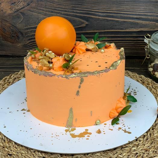 Морковно-ореховый