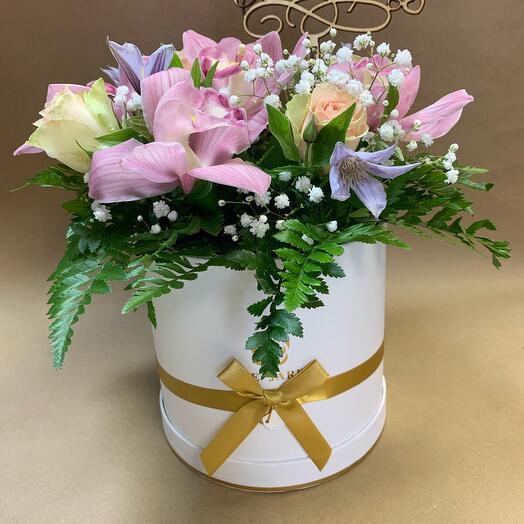 Цветы с доставкой в Мытищах