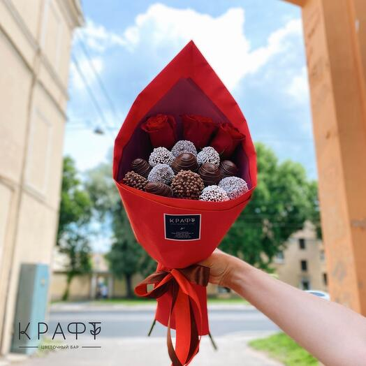 Борокко S  в шоколаде
