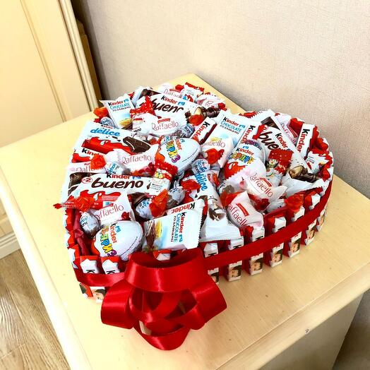 Kinder chocolate shokobox
