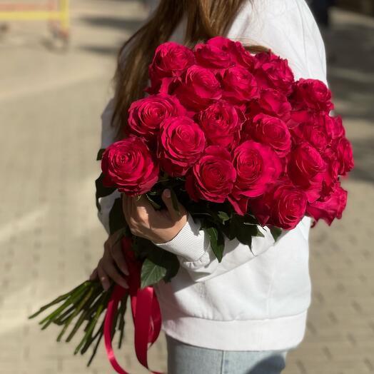 Эквадорская Роза 70 см