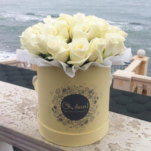 Букет Barbara: букеты цветов на заказ Flowwow