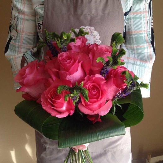Букет Best wishes: букеты цветов на заказ Flowwow