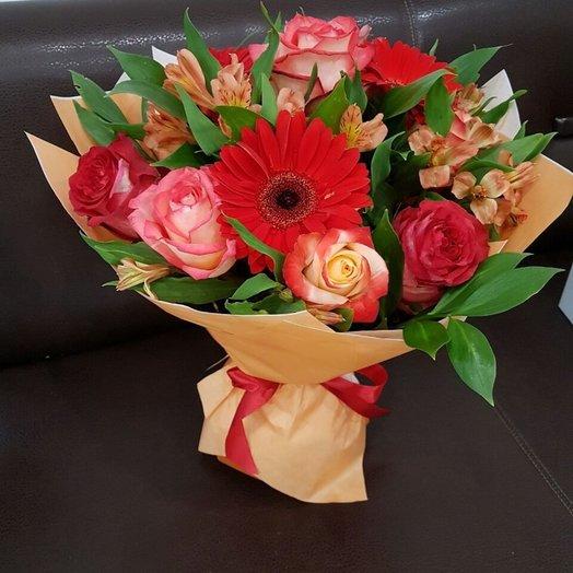 Румяна: букеты цветов на заказ Flowwow