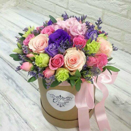 Счастливый день 3: букеты цветов на заказ Flowwow