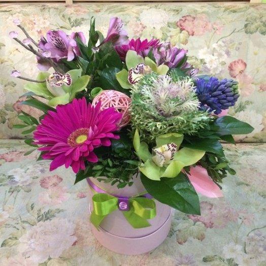 Ля фе: букеты цветов на заказ Flowwow
