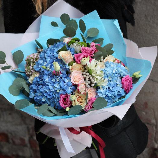 Весна для тебя: букеты цветов на заказ Flowwow