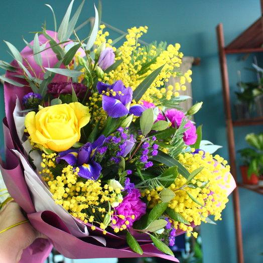 Мимоза: букеты цветов на заказ Flowwow