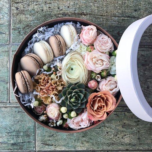 Презент к чаепитию : букеты цветов на заказ Flowwow