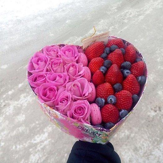 Квартет : букеты цветов на заказ Flowwow
