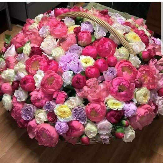 Бал цветов: букеты цветов на заказ Flowwow