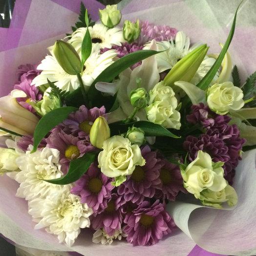 Букет «Изюминка»: букеты цветов на заказ Flowwow