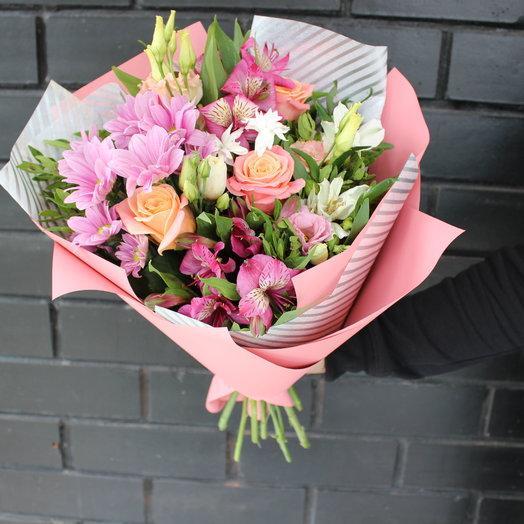 Букет цветы: букеты цветов на заказ Flowwow