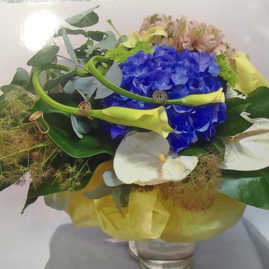 Грант: букеты цветов на заказ Flowwow