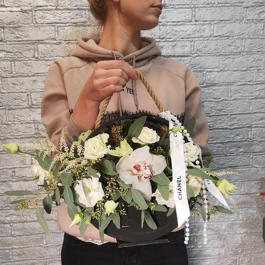 Коко: букеты цветов на заказ Flowwow