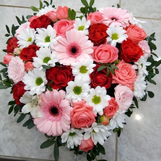 Напоминание о лете))): букеты цветов на заказ Flowwow