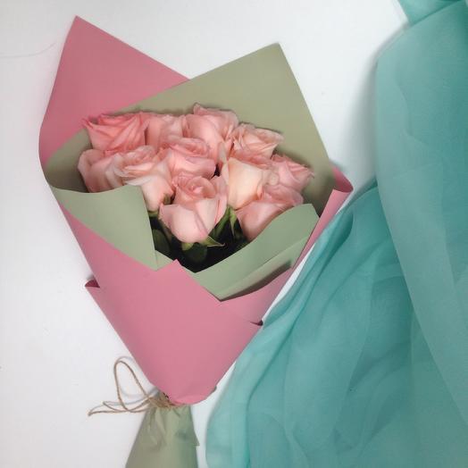 Цветочный поцелуй: букеты цветов на заказ Flowwow