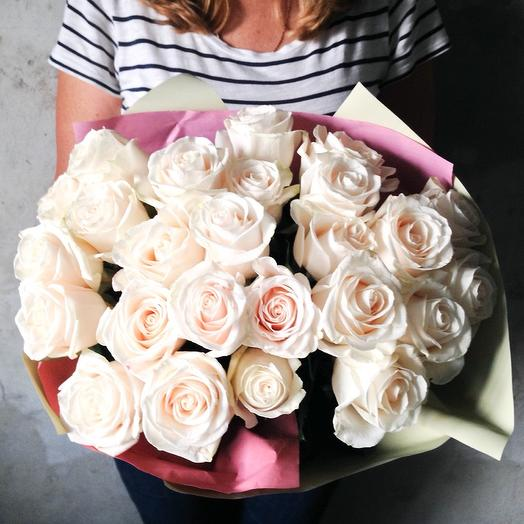 Рождение Венеры: букеты цветов на заказ Flowwow