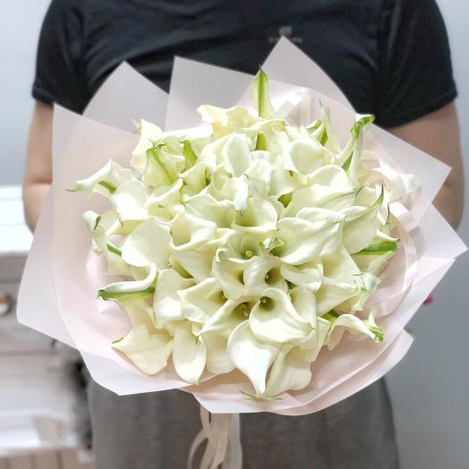 Счастливица: букеты цветов на заказ Flowwow