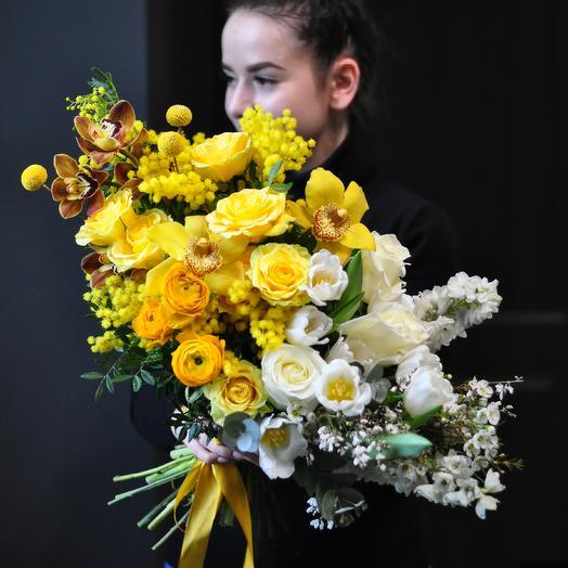 Лучшие воспоминания о любви: букеты цветов на заказ Flowwow