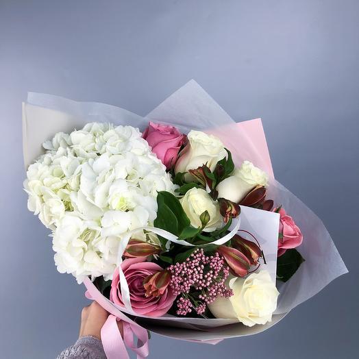 Кейт: букеты цветов на заказ Flowwow