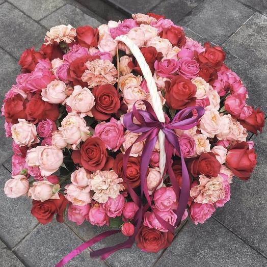 Восторг🥰: букеты цветов на заказ Flowwow