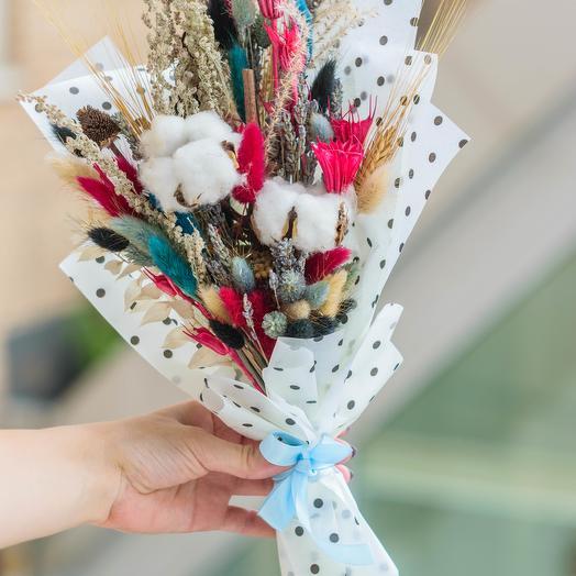 Букет в корейском стиле: букеты цветов на заказ Flowwow