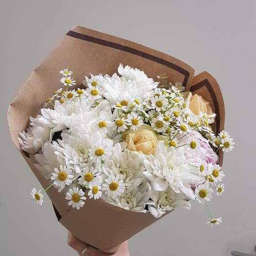 Букет Симфония: букеты цветов на заказ Flowwow