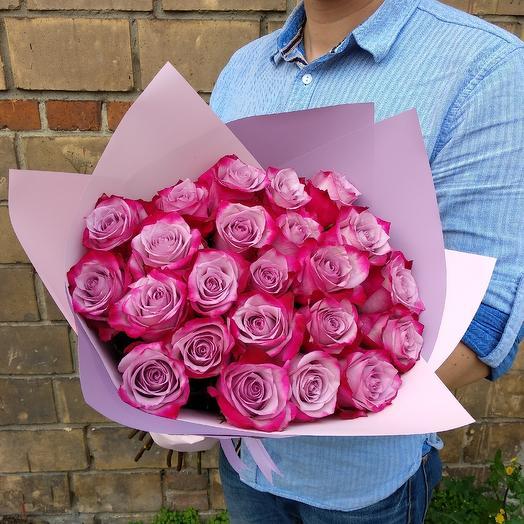 23 Эквадорские розы: букеты цветов на заказ Flowwow