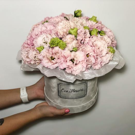 Бархатное счастье: букеты цветов на заказ Flowwow