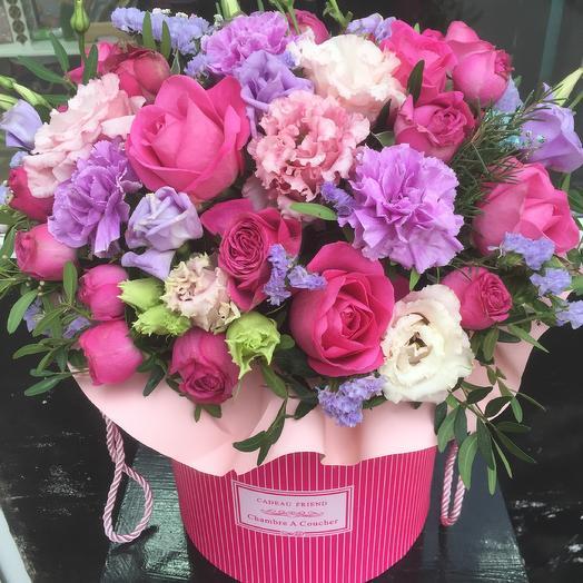 Яркая композиция 🌸: букеты цветов на заказ Flowwow