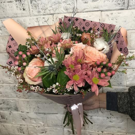 Bouquet Of Tenderness: flowers to order Flowwow